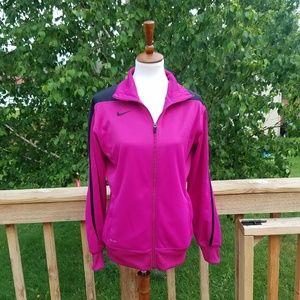 Nike Pink Track Jacket